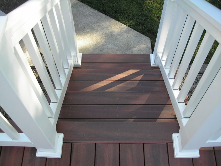 Custom Outdoor Deck