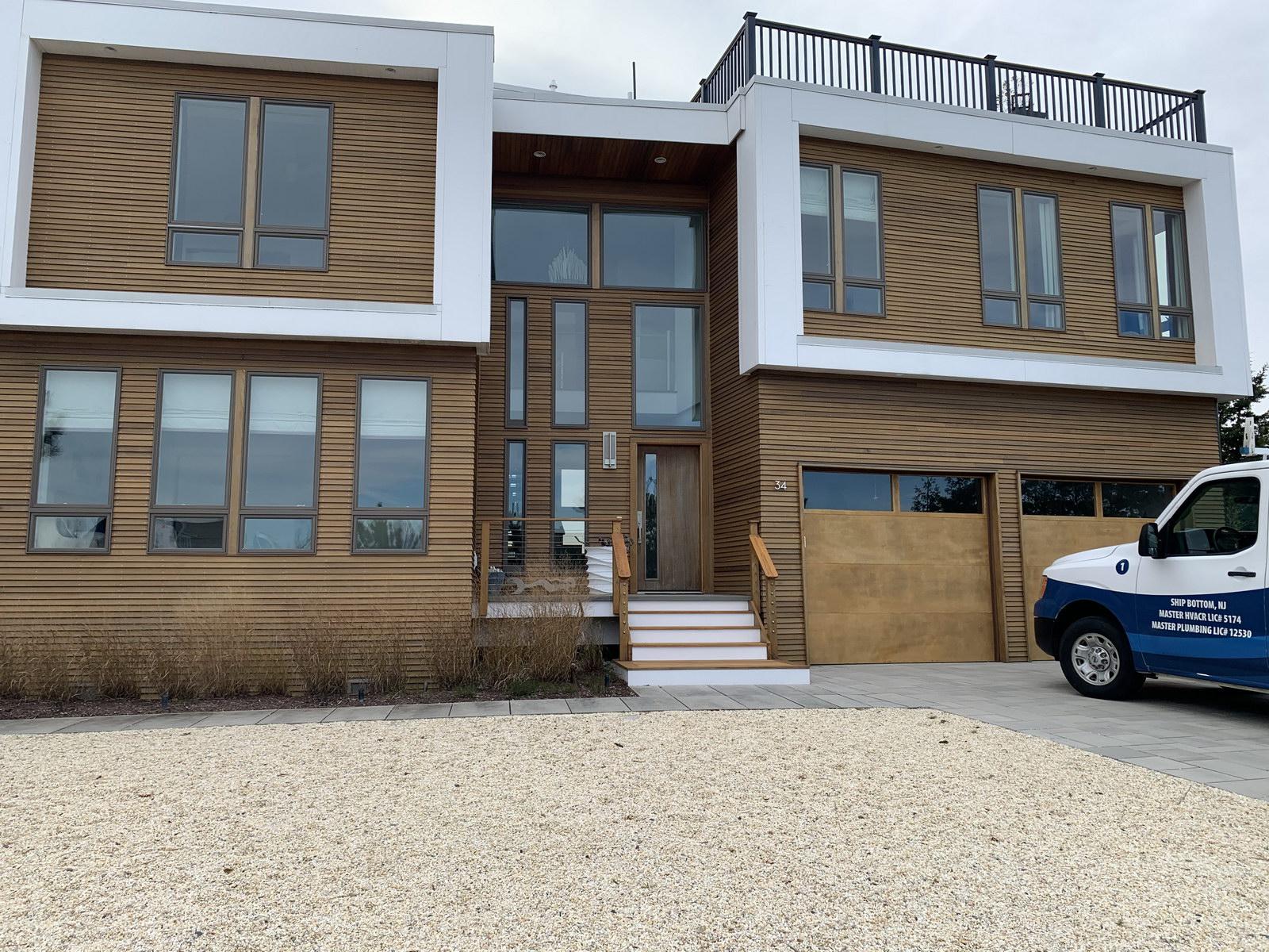 Custom LBI Home
