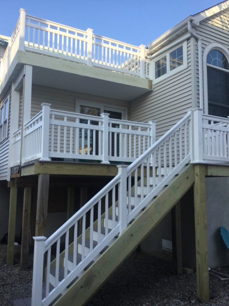 Deck & Addition